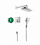 Душевой набор Hansgrohe Raindance Select E 27296000