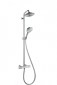Душевая стойка Hansgrohe Raindance Select S 240 27116000